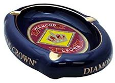 Ashtray Diamond Crown Ceramic